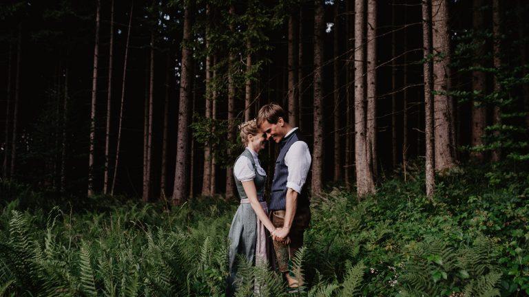 Bavarian wedding photography